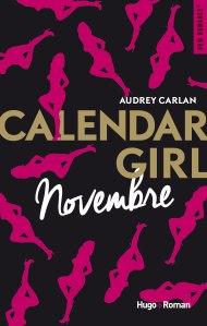 Calendar girl Novembre