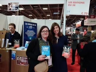 Sandra Mézière - mars 2018