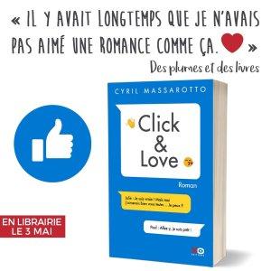 XO Editions Click & Love