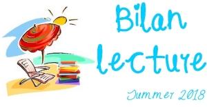 Bilan lecture Summer 18