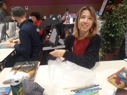Oriane Lallemand - novembre 2018