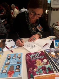 Véronique Bellégo-Delamarre - novembre 2018