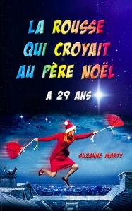 Couv La rousse qui croyait au pere Noel 29 ans MM