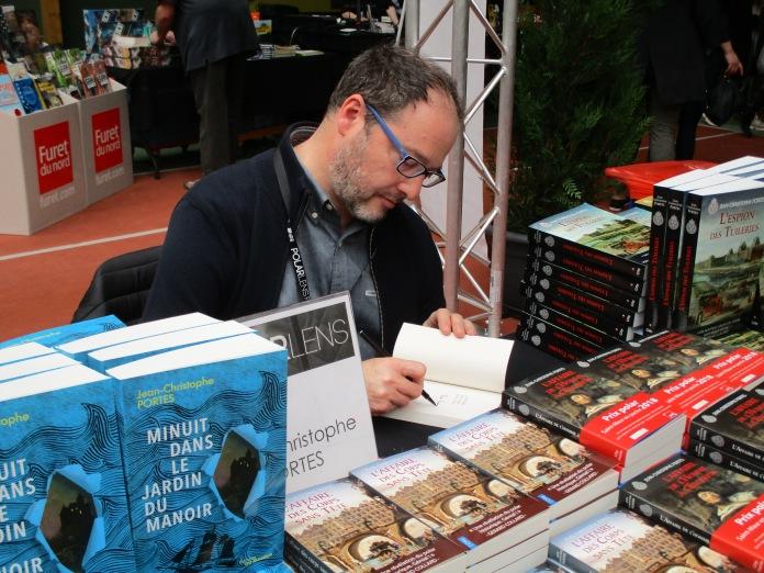 23/03 : Jean-Christophe Portes