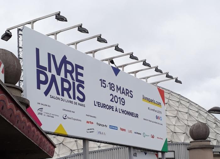 Livre Paris 2019