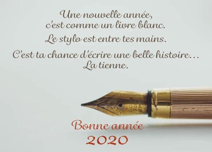 2020 nouvel an
